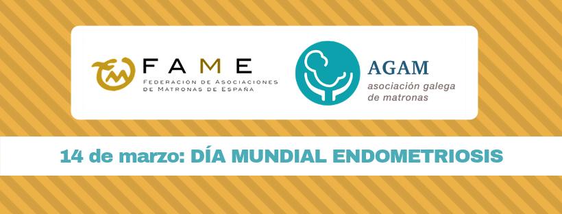 dia mundial endometriose endometriosis agam fame