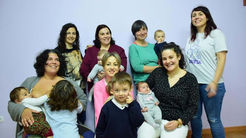 doantes leite materno ferrol bbtta agam fame matronas galegas