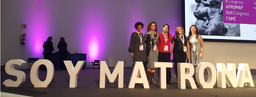 agam congreso fame oviedo 2018 matronas galegas