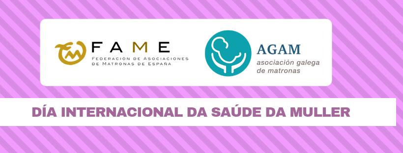 matronas galegas día saúde mulleres fame agam
