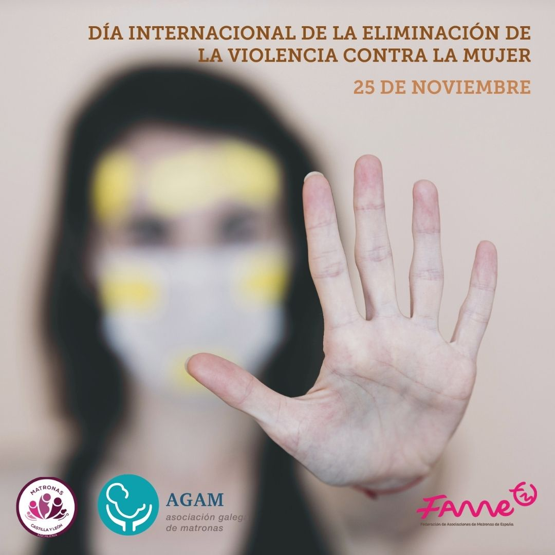 25N - Eliminación da Violencia Contra as Mulleres