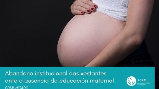 abandono institucional das mulleres pola falta de educación maternal