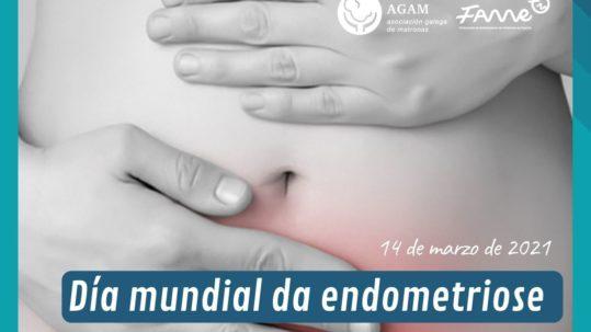 AGAM dia mundial endometriose 2021