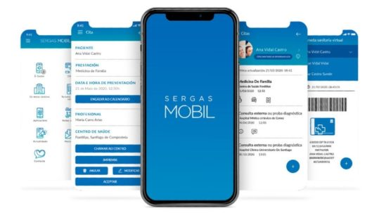 Nova App Sergas Mobil AGAM